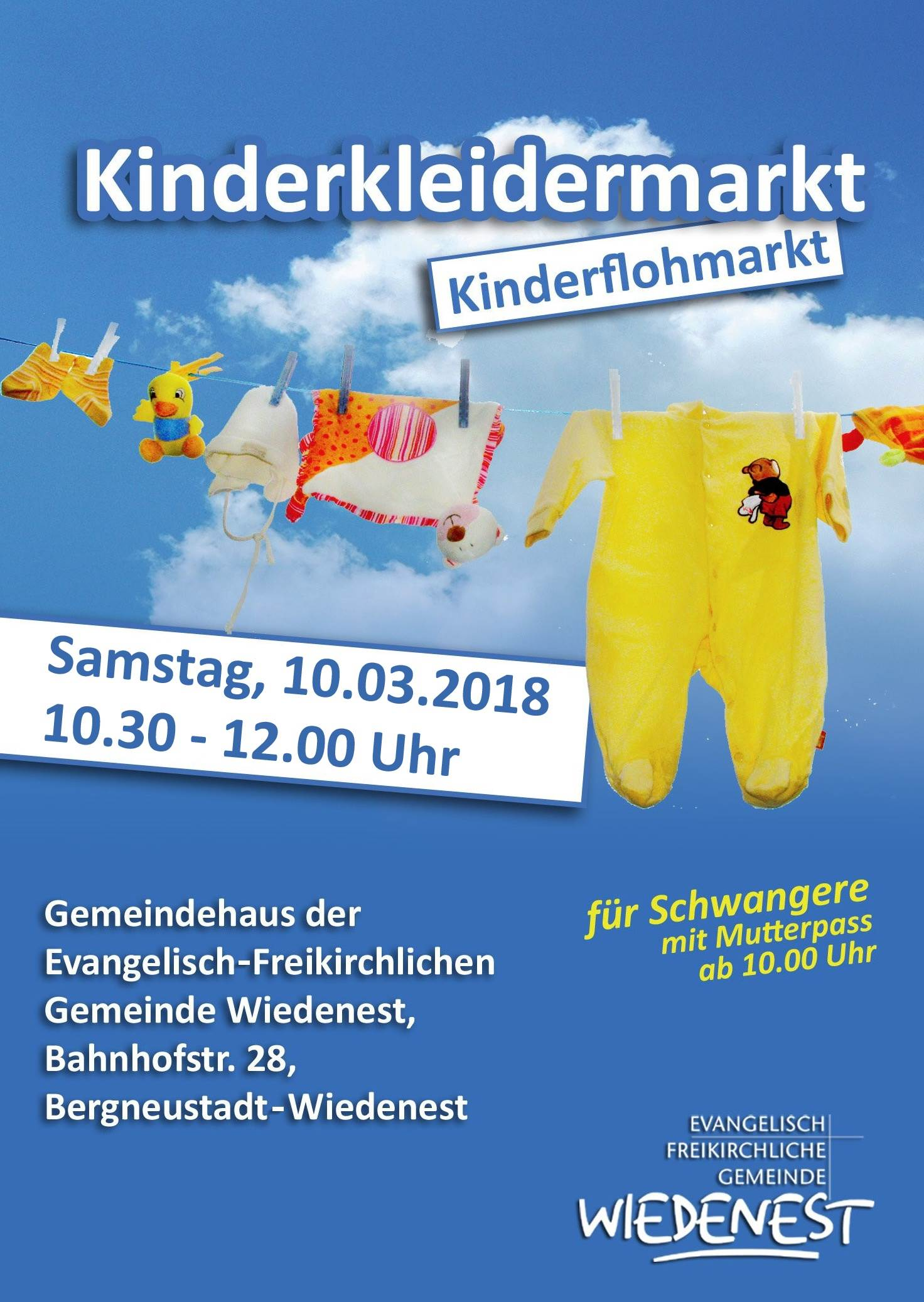 2018 03 10 Flyer Kinderkleidermarkt Screen 001